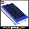 30000 mAh Portable Solar Charger Window Power Supply Mobile Cell Phone