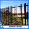 Black Powder Coated Classic Wrought Iron Fence