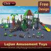 2016 Kids Simple Design Outdoor Plastic Playground (X1429-7)