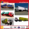Double 3 Axles Side Rear Dump Semi Trailer Truck