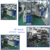 Hs HDPE/LDPE/LLDPE/PE/PP Extrusion Machinery Plastic
