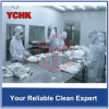 No Particles Laser Cut ISO5 Disposable Texwipe Cleanroom Microfiber Wiper