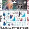 Water Transfer Temporary Body Tattoo Stickers (CG013)