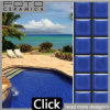 Purple Blue Glazed Ceramic Tile for Pool