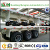 Utility Trailer Container Flatbed Trailer