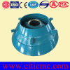 Rolling Mortar Wall Cone Liner Metso Crusher Parts
