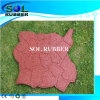 CE Certificated Outdoor Residential Floor Paver with Sepcial Design