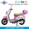 48V 12ah 350W Cheap Electric Scooter Pedal Pink (HP-909)