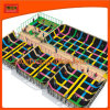 Tun-GS Approved Rectangle Trampoline Park From Mich