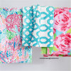Reactive Printing Microfiber Bath Towel Beach Towels