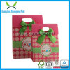 Customized Kraft Paper Gift Bag with Ribbon Wholesale