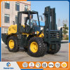 Chinese High Quality Heavy Duty 10ton Rough Terrain Forklift
