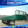 3 Axle Side Wall Cargo Semi Trailer for Sale
