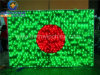 Bangladesh National Flag for Outdoor Decoration 220V/110V LED Motif Light