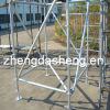 ZDS Hot DIP Galvanized Ringlock Scaffolding/Scaffold (RS2018)