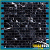 Black Marble Mosaic for Marble Floor/Wall Tile