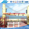 40t@40m Ship Deck Crane Wire Luffing