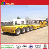 Front-Loading Detachable Gooseneck 3axles Low Boy Semi Trucks and Trailers