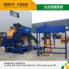 High Capacity Qtj4-25 Automatic Concrete Block Machine