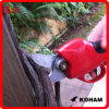 Koham 30ampere Lithium Battery Shrubs and Trees Pruning Shears