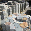 Natural Marble & Rusty Slate Paving Stone for Garden