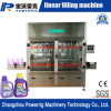 High Quality 8 Heads Servo Motor Control Linear Viscous Filling Machine for Liquid Detergent