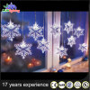 White PVC Wire Indoor Christmas LED Fairy Icicle Light