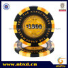 14G 3color Clay Customize Design Sticker Poker Chip