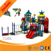 Top Quality Children's Outdoor Play Set, Plastic Playground