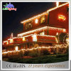 Christmas Motif LED Curtain Indoor/Outdoor Window Decoration Lights