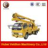 Dongfeng 16 Meter Aerial Working Platform Truck in Africa