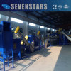 Plastic PP PE Film Crushing Washing Drying Line Machine