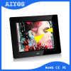 8 Inch Digital Photo Frame Tabletop Media Player with Motion Sensor