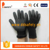 Ddsafety 2017 Black Nitrile Sandy Finished Glove