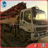 42m Used Bulk-Shipping 8*4-LHD-Drive 26ton Isuzu-Chassis Putzmeister Pump Truck