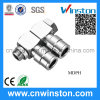 Brass Push in Pneumatic Fittings with CE