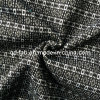 Beautiful Poly/Rayon/Spandex Jacquard Fabric (QF13-0695)