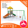 Kids Playground Slide Swing Set for Backyard