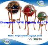 Yaye Hot Sell Gemstone Globe, World Globe, Gifts and Crafts (ST-G094)
