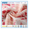 100% Polyester Elastic Printing Fabric (with Flowers)