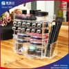 New Clear Spinning Lipstick Holder Display Tower