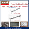 32-E New Outdoor Digital TV Antenna VHF & UHF