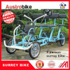 4 Wheel 5 Person Surrey Bike for Family Design in Austria