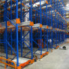 CE Certificated Selective and Adjustable Radio Shuttle Racking
