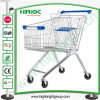 Hyper Market Shopping Cart with Elecator Wheels