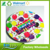 Custom Different Size and Pattern Environmental Protection Disposable Paper Plate