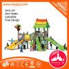 Anti-Crack Children Sliding Board Plastic Playground