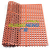Oil Resistance Rubber Mat, Interlocking Drainage Kintchen Rubber Mat, Antibacterial Floor Matting