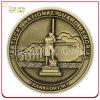 Antique Brass Die Cast Zinc Alloy Custom 3D Souvenir Coin