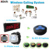 Fashion Design Small Electronic Buzzer Bell Wireless Service Waiter Remote Call Bell System